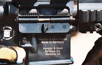 台湾エアソフト「模動工坊」が、東京マルイ製GBB「M4 MWS」対応の『HK416』変換キットの開発状況を報告
