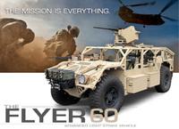 米海軍特殊作戦司令部が空中輸送可能な戦術車輌「フライヤー60」を多用途任務に向けて評価中