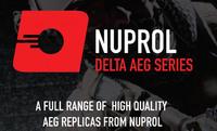 【海外エアガン】NUPROL Airsoftの新作DELTAシリーズはルックスもスペックもよさそう!