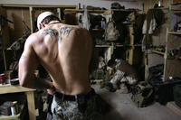 刺青規則を改定した米海軍