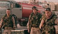 Netflixオリジナル戦争映画「Sand Castle」の本編クリップが公開
