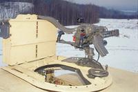 北朝鮮のパトロール艇に米国ゼネラル・エレクトリック製「GAU-19」ガトリングガンが搭載か?