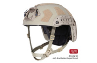 オプスコア(Ops-Core)ヘルメットに特殊部隊用の新作「FAST SFスーパーハイカット」が追加