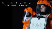 地球外生命体とのコンタクトを試みる女性言語学者を描いた SF 映画「ARRIVAL」