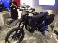 ペンタゴン、特殊作戦向け「ステルスバイク」のプロトタイプ 2 車種を SOFIC で展示