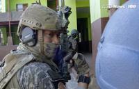 ミンダナオ島マラウィでダーイシュ(IS)掃討作戦をおこなうフィリピン軍特殊部隊の映像