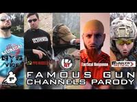 Polenar Tactical、著名な実銃射撃チャンネルのパロディー映像を公開