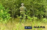 ポーランド国営軍需企業PGZが軽歩兵の編成に特化した新型迷彩「MAPA」を紹介