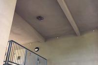 壁や天井に張り付いて観測するクアッドコプター式ロボット