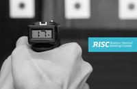 実銃Glockピストルに簡単取り付けできる発射弾数カウンター『RISC』