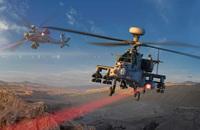 アパッチ攻撃ヘリコプターにレーザー兵器を搭載。レイセオン社が米陸軍・特殊作戦司令部の計画で試験を成功