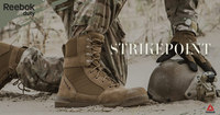 リーボック (Reebok) の新作軍用ブーツ「ストライクポイント (Strikepoint) 」