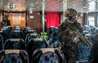 シージャックされた客船を解放せよ。ポーランド特殊部隊が洋上対テロ戦術訓練演習を実施