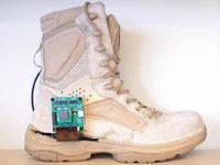 GPSが無くても正確な移動量が分かる「電子ブーツ」をユタ大学の研究者が開発