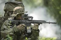 ステアー社とラインメタル社 ドイツ軍にG36自動小銃の後継「RS556」を提案