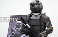 ロシアの軍事研究所がSF映画さながらの次世代戦闘スーツ・プロトモデルを展示。数年内に開発へ