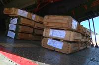ロシアがアフガニスタンに 10,000 挺のカラシニコフ自動小銃とその弾薬数百万発分を提供