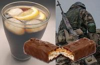 「健康に悪い」ロシア軍の基地からチョコレートバーが撤去。W杯スポンサーに忖度しコーラは追って対応か
