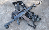 ロシア製電動ガン、NPO AEG の AK-12 が間もなく登場