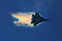 ロシアの PAK-FA 戦闘機が毎秒 384 メートルの上昇レートによる世界新記録を樹立か