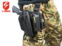 【PR】サバゲシーンでの活躍間違い無し、S-THUNDER 注目のグレネードランチャー新製品