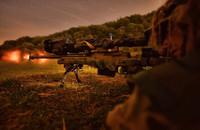 100キル以上の戦果を持つSASスナイパーがサーマルサイトを使って1.5Km以上先のIS司令官をヘッドショット