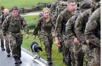 2019年に近接戦闘部隊で女性にも門戸開放を予定している英軍は、特殊部隊SAS選抜過程の緩和を検討か