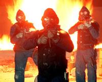 英タブロイド紙、特殊部隊 SAS が対テロリスト用に「マン・ストッパー」特殊弾利用を検討と報道