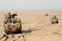ダーイッシュ (IS) 掃討作戦で英軍特殊部隊 SAS・SBS に初の負傷者。激しい銃撃戦でドイツ軍特殊部隊が活躍
