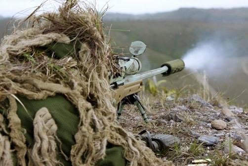 SAS スナイパー
