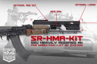 台湾エアソフトメーカーSRUがSF映画「エリジウム」に触発された変換キット「SR HMA KIT」の予約販売を開始