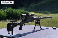 韓国初となる.50口径対物狙撃銃をS&T Motiv社が開発中