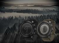 射撃位置を自動記録、タフで多機能な軍用腕時計「SUUNTO Traverse Alpha」が 5/20 発売