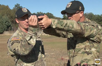 米陸軍の射撃教官が教える「M9 ピストル」を使った射撃基礎フォームの解説映像