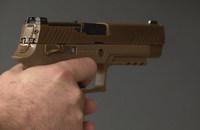 シグ社が陸軍のフルサイズ版「MHS」の特別コマーシャル版を来春に限定5,000挺で販売を計画