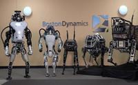 ソフトバンクが米「ボストン・ダイナミクス」と東大発のロボット・ベンチャー「シャフト」を買収