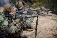 NATO がラトビアの特殊部隊選抜過程映像を公開