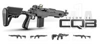 スプリングフィールド・アーモリー、2016 年新製品 M1A ライフル「SOCOM 16 CQB」を発表