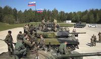 NATO 加盟 6 ヶ国が参加。戦車競技会「Strong Europe Tank Challenge」が開催