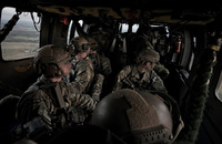 スウェーデンをホストとした「オーロラ演習」に米国、フィンランド3ヶ国の特殊部隊員が参加