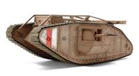 英軍「マーク IV メール」モーターライズ走行モデル他、TAMIYA 7 月新製品情報