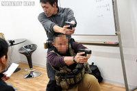 田村装備開発「CQB 座学・基礎動作特別訓練」取材レポート