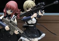 トミーテック 1/12 スケール銃火器キット「リトルアーモリー」第二弾が 6/20 に発売