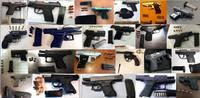 機内持ち込み荷物から「1 週間で 81 挺の銃器を押収」米運輸保安局 (TSA) が過去最悪を報告