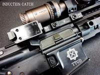 目視要らずで銃器を素早く固定。田村装備開発から磁力誘導を利用したウエポンキャッチが新発売
