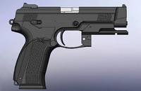イズマッシュの現用ハンドガン「MP443」が台湾のRaptorから11月にリリース予定