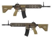 フランス軍 FA-MAS の後継にドイツ HK416 アサルトライフルが選定か。FN 社は不服として異議申し立て