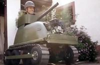 一家に一台? 「The Real Life Guys」によるホームメイド戦車のススメ