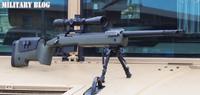 【エアガンレビュー】期待のボルトアクションライフル、東京マルイ「M40A5 ODストック」レビュー