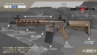 東京マルイ 2017 年向け新製品 2 点「HK416 DELTA」「SGR-12」の PV を公開